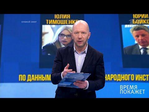Украина: борьба за власть. Время покажет. 25.03.2019