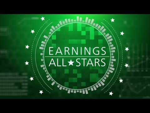 The Spotlight is on These 5 Earnings Charts