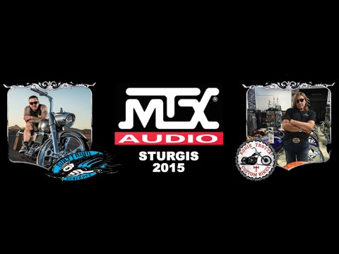 MTX Audio at 75th Sturgis Motorcycle Rally 2015