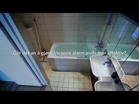 Alarm à la Hellstrøm - vannskade