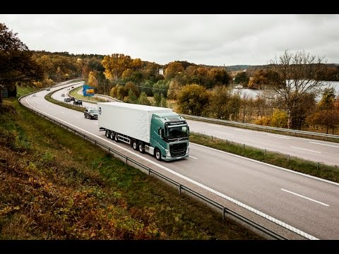 Volvo Trucks - On aerodynamics and the optimal airflow