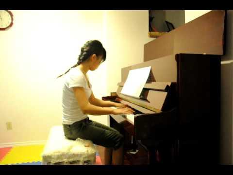 【 星月神话 】 - 金莎 钢琴版 The Myth (Xing Yue Shen Hua) - Jin Sha Piano Cover