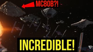 """Best Space Combat Ever?! Star Wars Squadrons CG Short """"Hunted"""""""