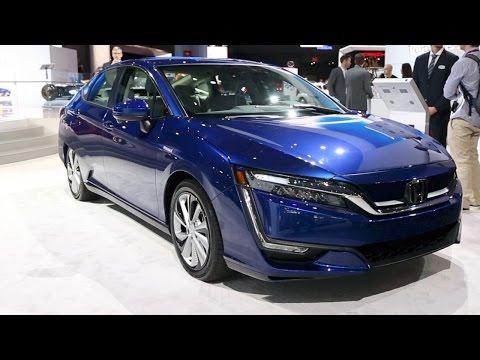 2018 Honda Clarity - 2017 New York Auto Show