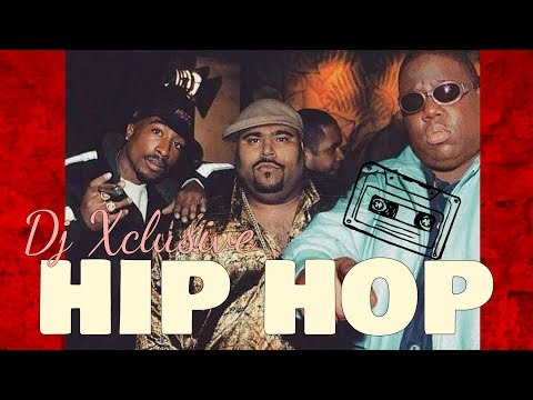 XCLUSIVE GANGSTA HIP HOP MIX ~ COMPILED BY DJ XCLUSIVE G2B ~ Biggie, 2Pac, Big Punisher & More