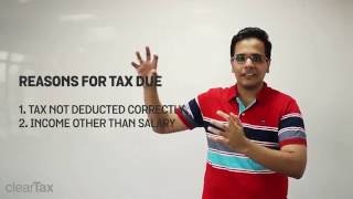 What to do when you have income tax due