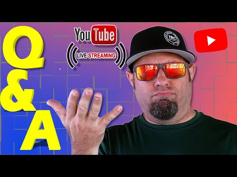 Ham Radio Questions and Answers for 2021 - Sunday Livestream