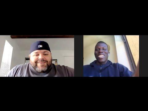 Former UNM Lobo Makuach Maluach (Talking Grammer podcast, 5.27.21)