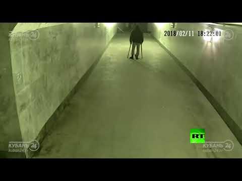 كاميرات المراقبة تكشف المستور