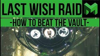 Destiny 2 Forsaken Last Wish Raid Guide: How to Beat the Vault Encounter
