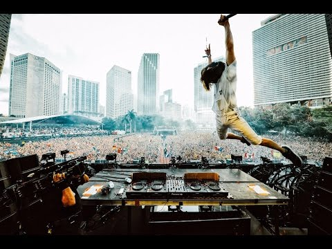 Steve Aoki Live at Ultra Music Festival Miami 2017
