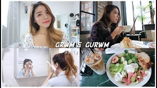 GET READY WITH ME& GET UNREADY WITH ME 🍁 Weekend Vlog | Erna Limdaugh