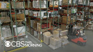 Tracking returns: Inside a Texas warehouse, the land of buyer's remorse
