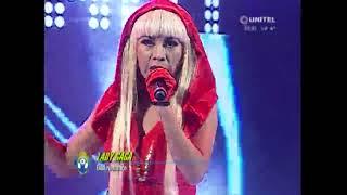 Yo Me Llamo - Bolivia - Octava Temporada– Lady Gaga – Bad romance 23/08/2017