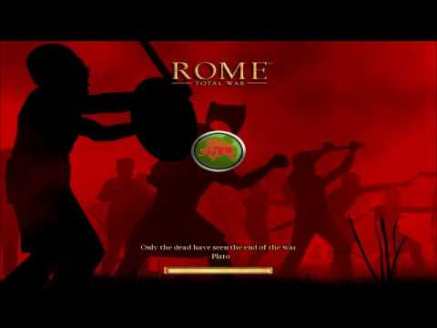 Rome Total War Online Battle #2534: 1 Battle + 1 Spectator Vid