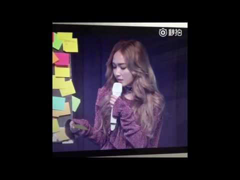 [ENGSUB] Why Jessica cannot go on music shows