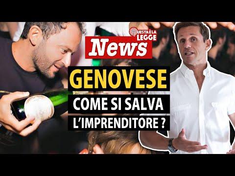 CASO GENOVESE: come si salva l'imprenditore? | avv. Angelo Greco
