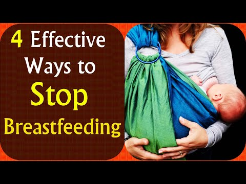 how to stop night weaning