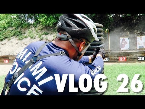 Miami Police VLOG 26: Bike School