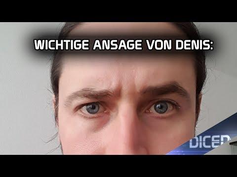 WICHTIGE Ansage von Denis wegen der nächsten Folge von DICED