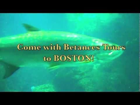Betances Tours: Boston