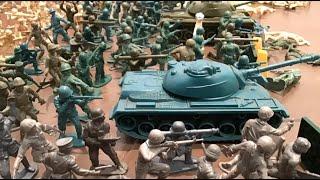 Army Men vs Lego 3 | The General