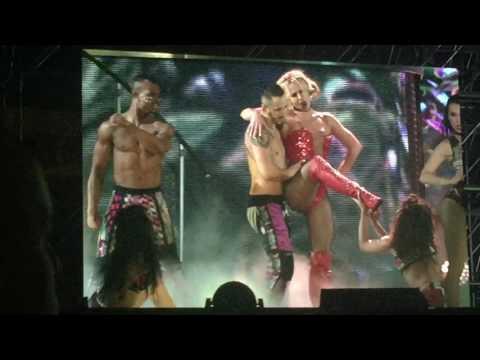 2017.6.10 Seoul Britney Spears -Toxic