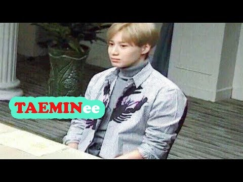 THERE'S ONLY TAEMIN LEFT... (legendado/ ENG SUBS)