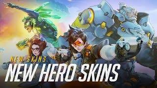 All New Hero Skins in Overwatch 2 | All Hero Redesigns