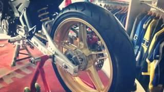 Yamaha y15zr akrapovic ekzos area perak   Videos - mp3toke