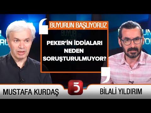 """""""Siyaset, Medya, Mafya"""" – Buyurun Başlıyoruz – Bilâli Yıldırım – Mustafa Kurdaş"""