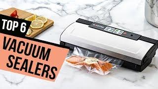 6 Best Vacuum Sealers 2018 Reviews