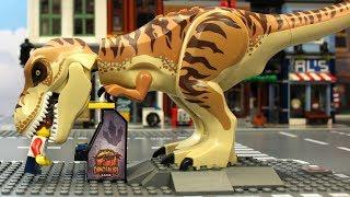 LEGO JURASSIC WORLD ARCADE 3