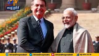 Brazilian President Jair Bolsonaro quotes Ramayana to requ..
