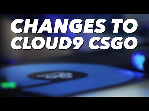 CSGO Cloud9 Renovating Counter-Strike Team