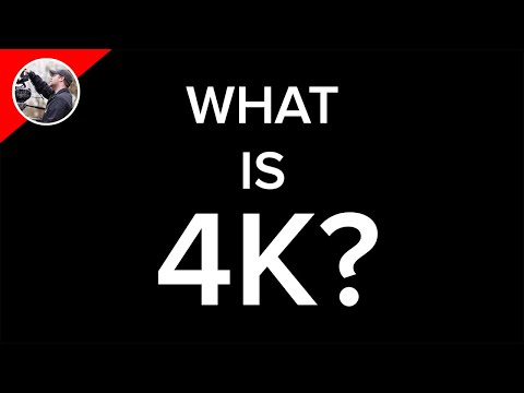 Everything You Need to Know About 4K