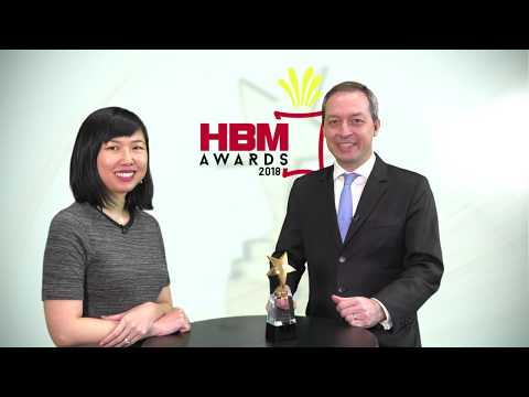 VIDEO: Isabel Kum wins Hong Bao Media Savvy Award 2018 for Best Conference Presentation