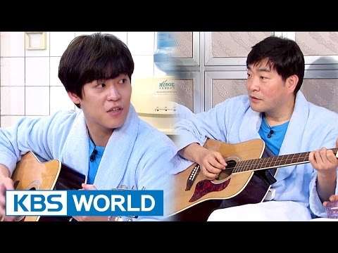 John Park and Son Hyeonju sing live with the guitar! [Happy Together / 2017.03.23]