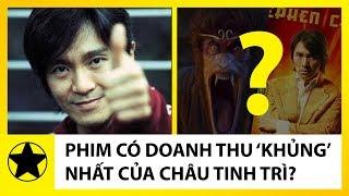 Những Bộ Phim Có Doanh Thu 'Khủng' Nhất Của Vua Hài Châu Tinh Trì