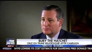 Sen. Cruz on Fox News's Special Report with Bret Baier - Feb. 23