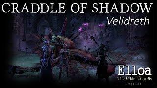 ESO - Cradle Of Shadow - Last Boss: Velidreth