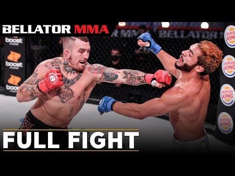 Full Fight | Austin Vanderford vs. Vinicius De Jesus | Bellator 251