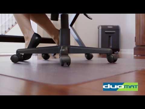 deflecto® Duomat™ Chairmats