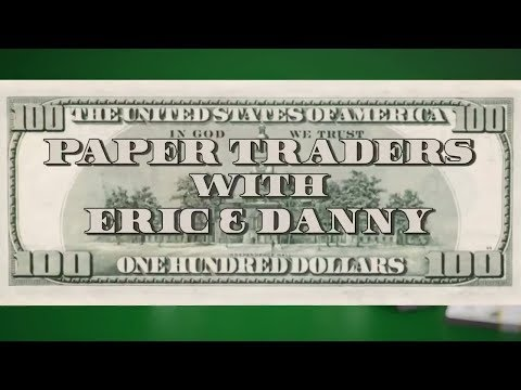 Paper Traders - How To Invest In The Market With $5,000 - Episode 1