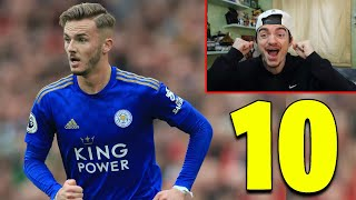 Top 50 Goal più BELLI e ASSURDI di Settembre !!!