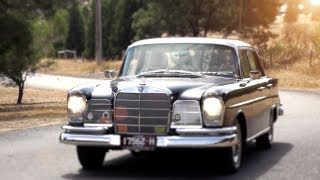 Mercedes-Benz Fintail 220 Series - Shannons Club TV -  Episode 12