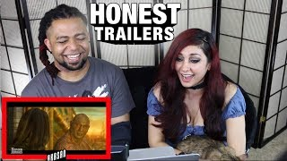 Honest Trailers - Guardians of the Galaxy 2 REACTION & REVIEW (w/ Anita Star!!)
