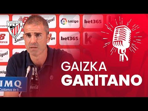 🎙 Gaizka Garitano   Athletic Club 2 – 0 Alavés   post-match