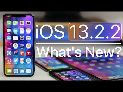iOS 13.2.2 is Out! - What's New?