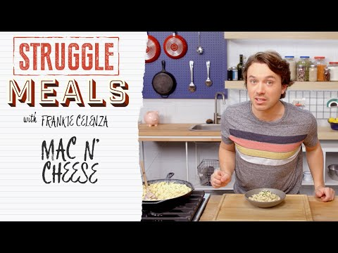 Mac N' Cheese | Struggle Meals